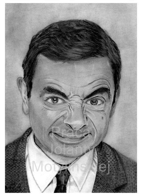 Rowan Atkinson by jolabrodnica